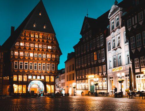 Hildesheim – Die kleinste Großstadt